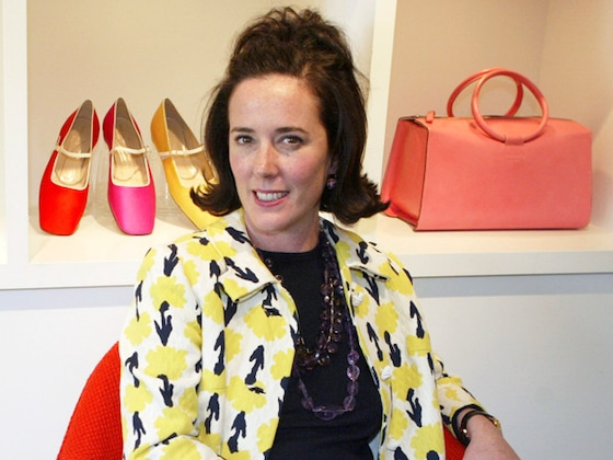 Kate Spade's Father Dies One Day Before Her Funeral
