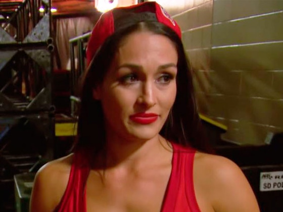 Nikki Bella Gets Emotional After Royal Rumble Run-In With Ex-Fianc&eacute; John Cena on <i>Total Bellas</i>: &quot;It's So Hard&quot;