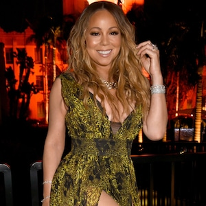 Mariah Carey, 2017 Oscars Party Pics, Vanity Fair Inside Pics