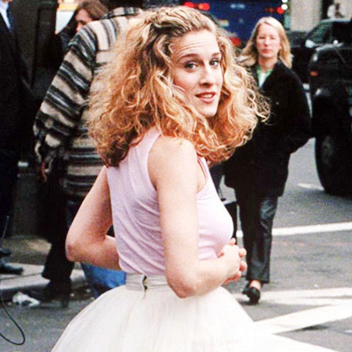 a6afea6dafa3 Carrie Bradshaw s Best Looks of All Time on Sex and the City