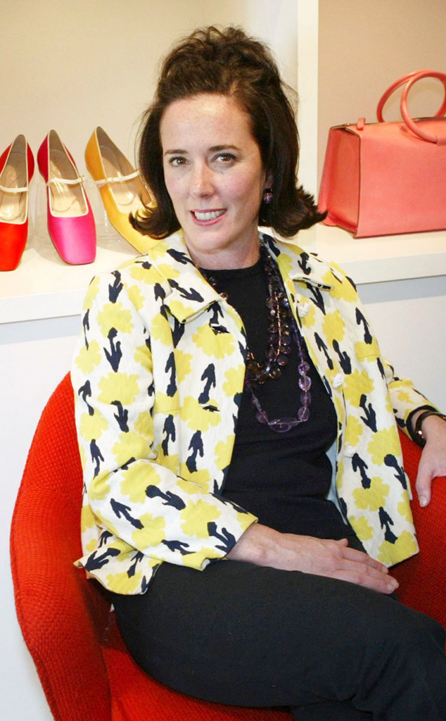How Kate Spade's Friend Is Keeping the Late Designer's