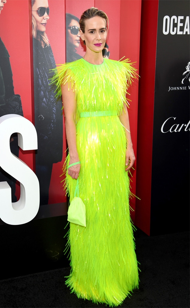 Image result for sarah paulson neon