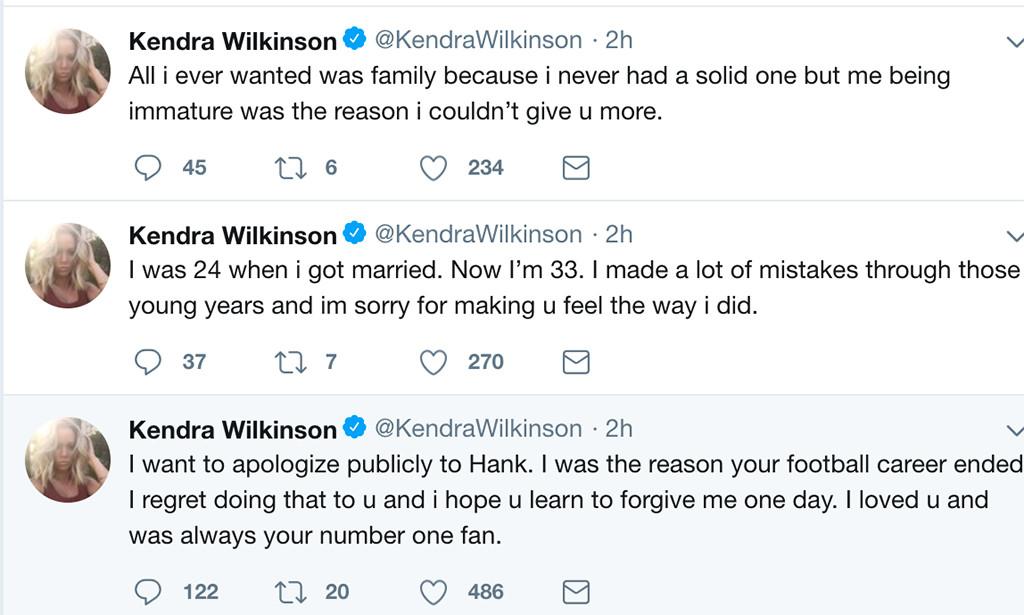 Kendra Wilkinson