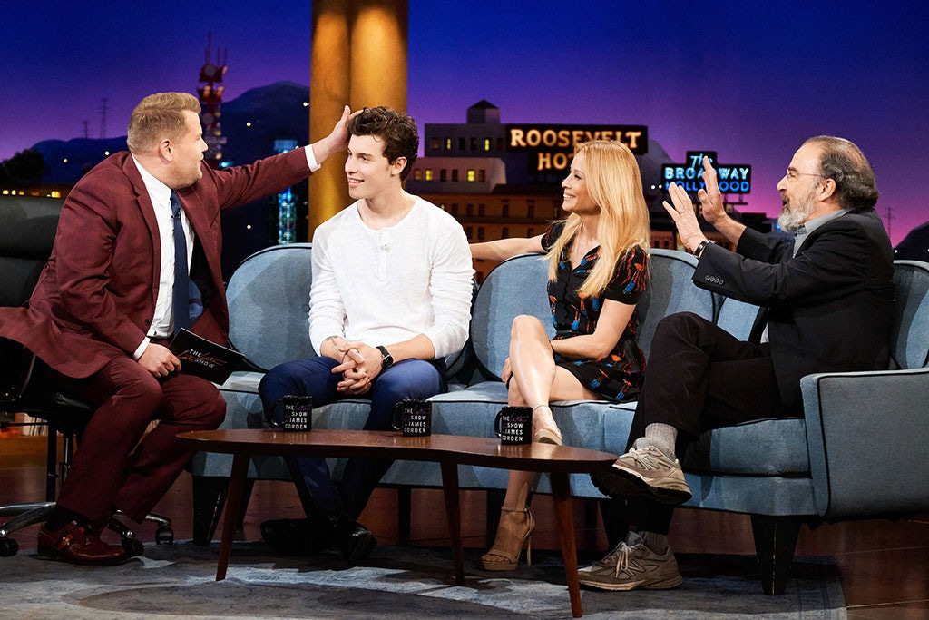Shawn Mendes, The Late Late Show, 2018