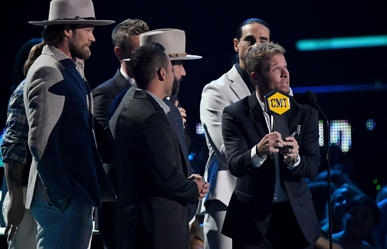 Florida Georgia Line, The Backstreet Boys, Winners, 2018 CMT Awards