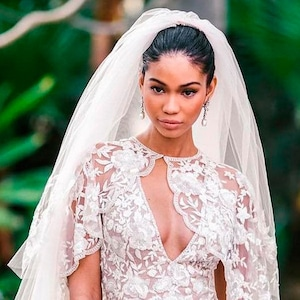 ESC: Chanel Iman, Wedding