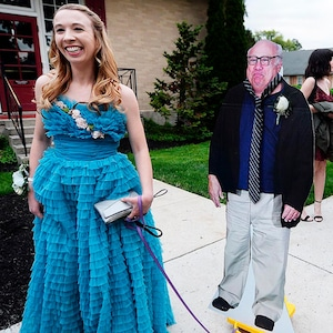 Allison Closs, Danny DeVito
