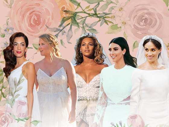 Which Celebrity Bride Are You? Here Comes the Quiz!