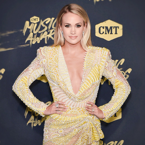 Carrie Underwood's CMT Music Awards Looks Are Just a Dream