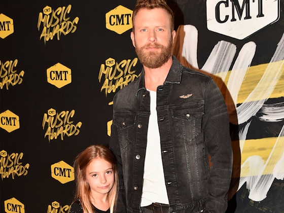 Dierks Bentley Brings His 7-Year-Old Daughter to 2018 CMT Music Awards