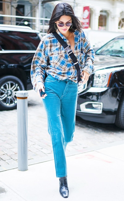 ESC key: VS, Model-off-Duty, Kendall Jenner