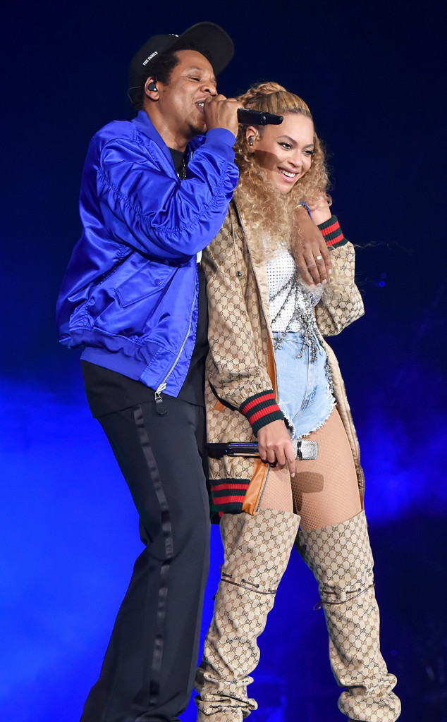 Beyonce Knowles, Jay Z, On the Run II Tour