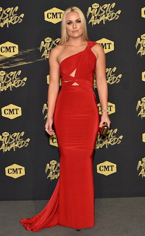 Lindsey Vonn, 2018 CMT Awards