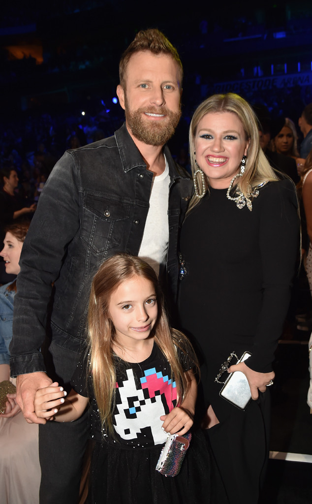 Dierks Bentley, Kelly Clarkson, 2018 CMT Awards