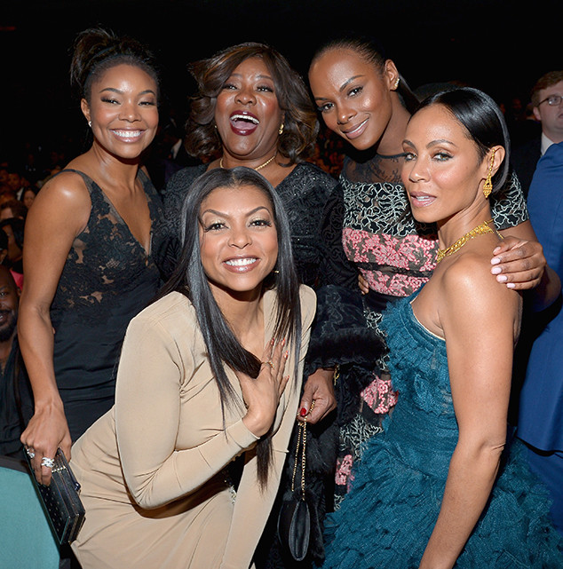 Gabrielle Union, Taraji P. Henson, Loretta Devine, Tika Sumpter, Jada Pinkett Smith
