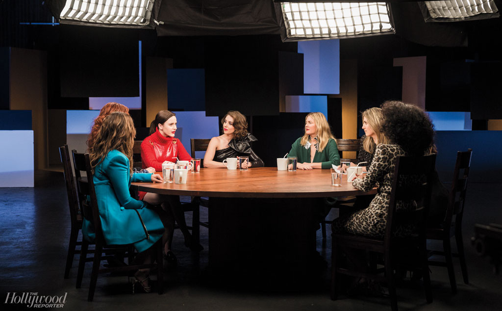The Hollywood Reporter, Comedy Actresses Roundtable