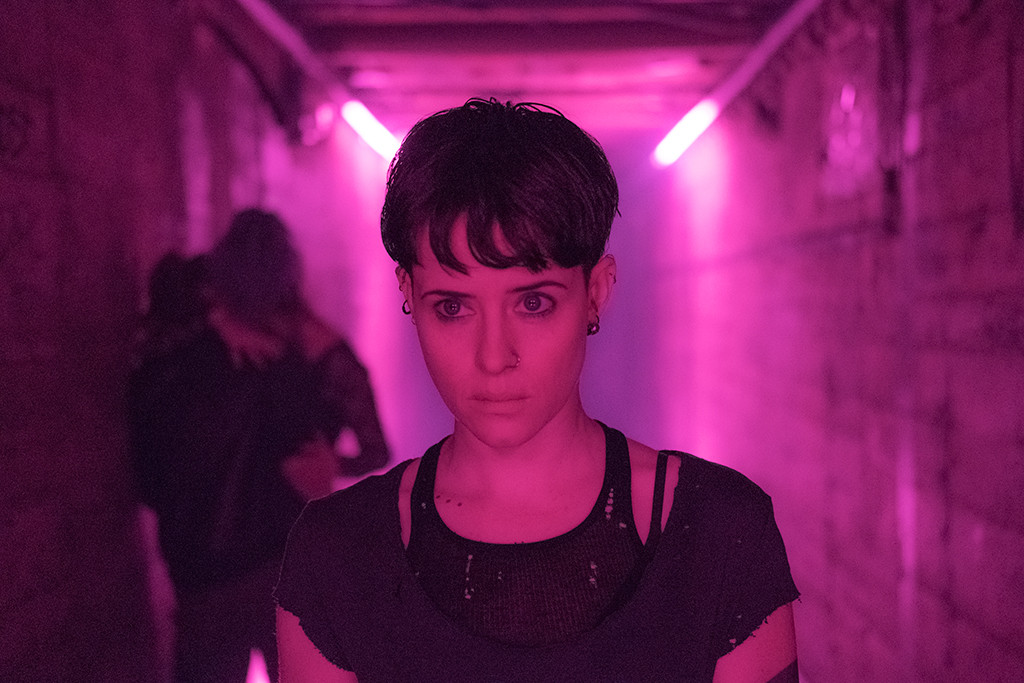 Claire Foy, The Girl in the Spider's Nest