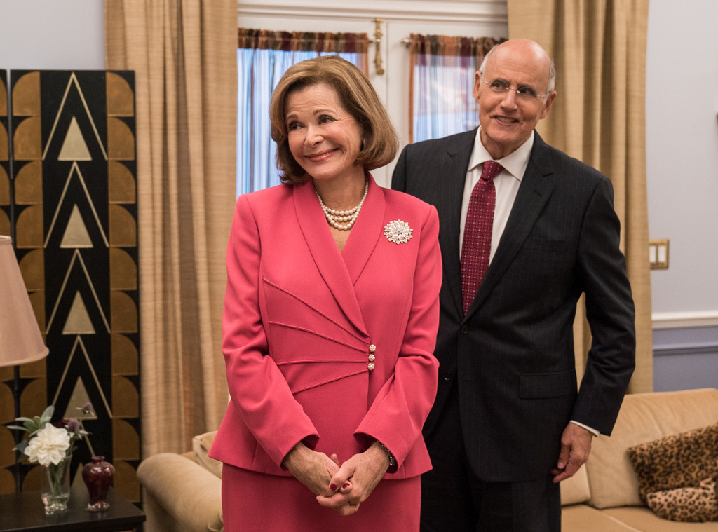 Jessica Walter, Jeffrey Tambor, Arrested Development