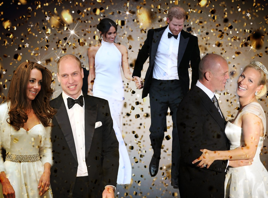 Royal Wedding Receptions