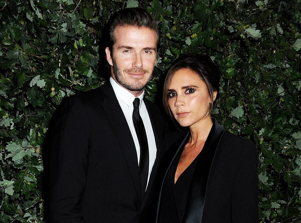 David Beckham and Vict... David Beckham Divorce