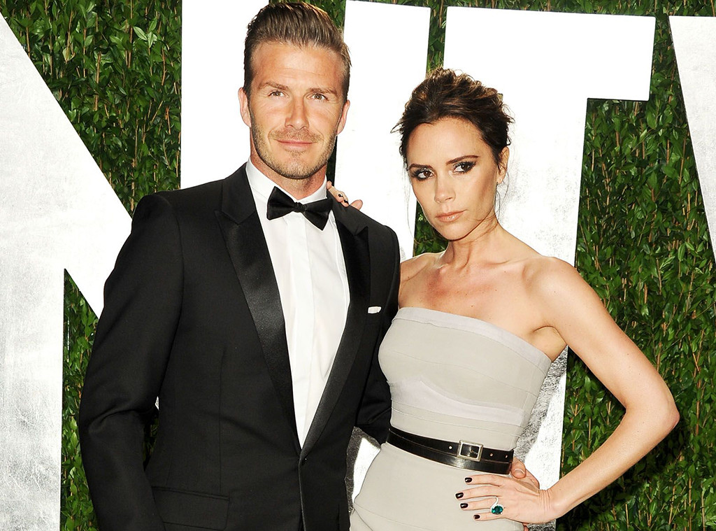 Image result for David Beckham and Victoria Beckham