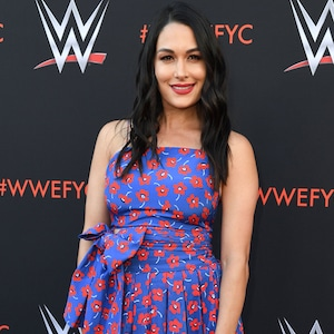 Brie Bella, WWE Emmy For Your Consideration Event