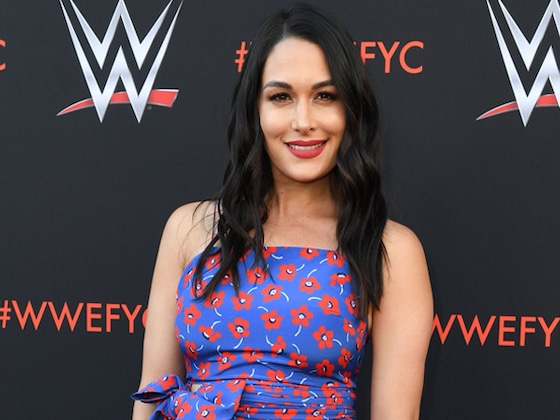 """Brie Bella Considering Baby No. 2 """"Next Summer,"""" But Only After First Kicking More Butt in the Wrestling Ring!"""