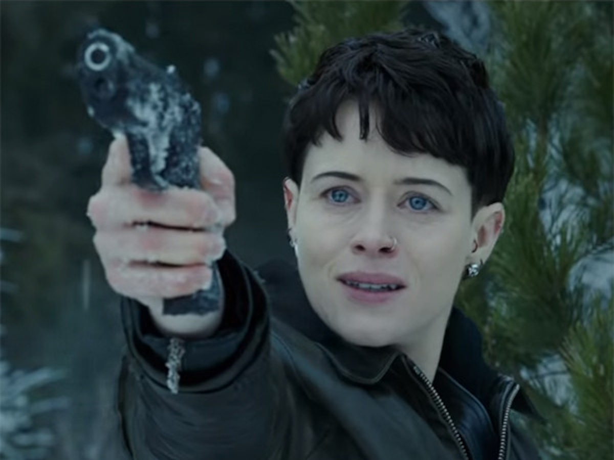 <i>The Girl in the Spider's Web</i> Trailer Introduces Claire Foy as Lisbeth Salander