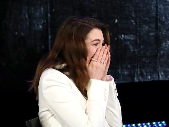 Ellen DeGeneres Still Scares Anne Hathaway After Prank Goes Awry