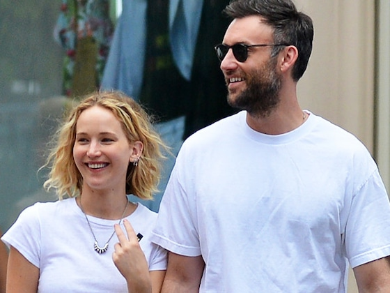 Relive Jennifer Lawrence and Cooke Maroney's Whirlwind Romance