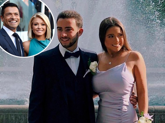 Kelly Ripa's Daughter Lola Looks All Grown Up at Prom