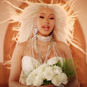 ESC: Music Video Weddings Gowns, Cardi B
