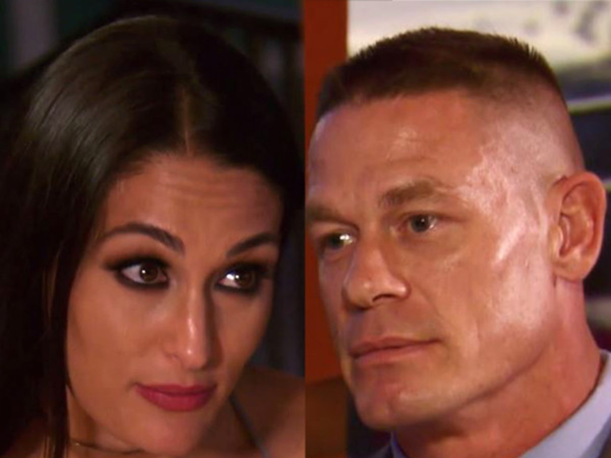"""See John Cena Win Nikki Bella Back by Finally Agreeing to Give Her a Child: """"I Can't Have You Out of My Life…Ever"""""""
