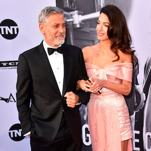 George Clooney, Amal Clooney, American Film Institute's 46th Life Achievement Award Gala Tribute to George Clooney