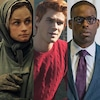 TV split, The Handmaid?s Tale, Riverdale, The X Files, This Is Us