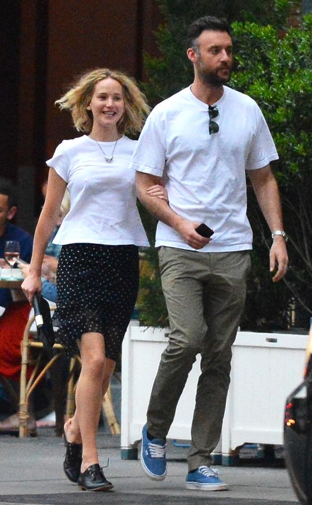Jennifer Lawrence, Cooke Maroney