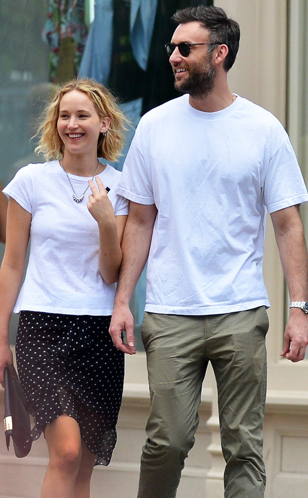 Jennifer Lawrence Is Engaged to Cooke Maroney: 5 Things to ...