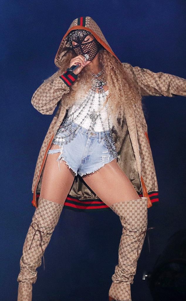 Beyonce, On the Run II tour