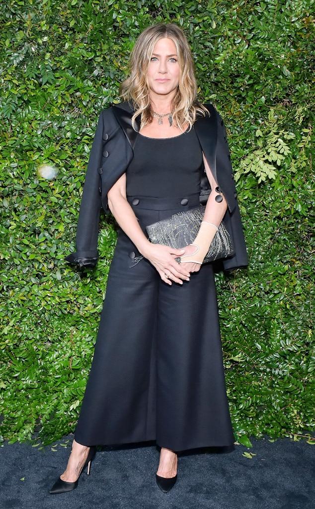 ESC: Best Dressed, Jennifer Aniston