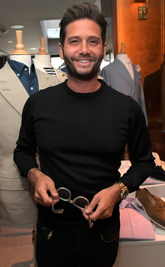 Josh Flagg -  The  Million Dollar Listing  star celebrates London shoemaker George Cleverley's latest collection of handmade leather shoes.
