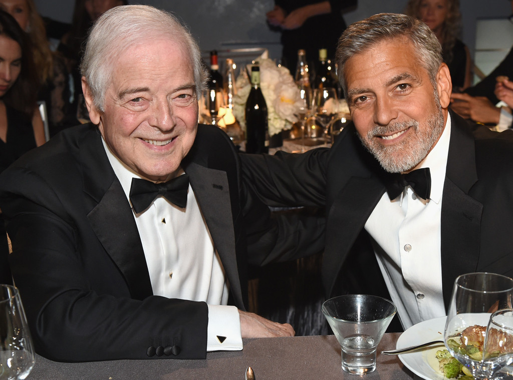 Nick Clooney, George Clooney, American Film Institute's and 46th Life Achievement Award Gala
