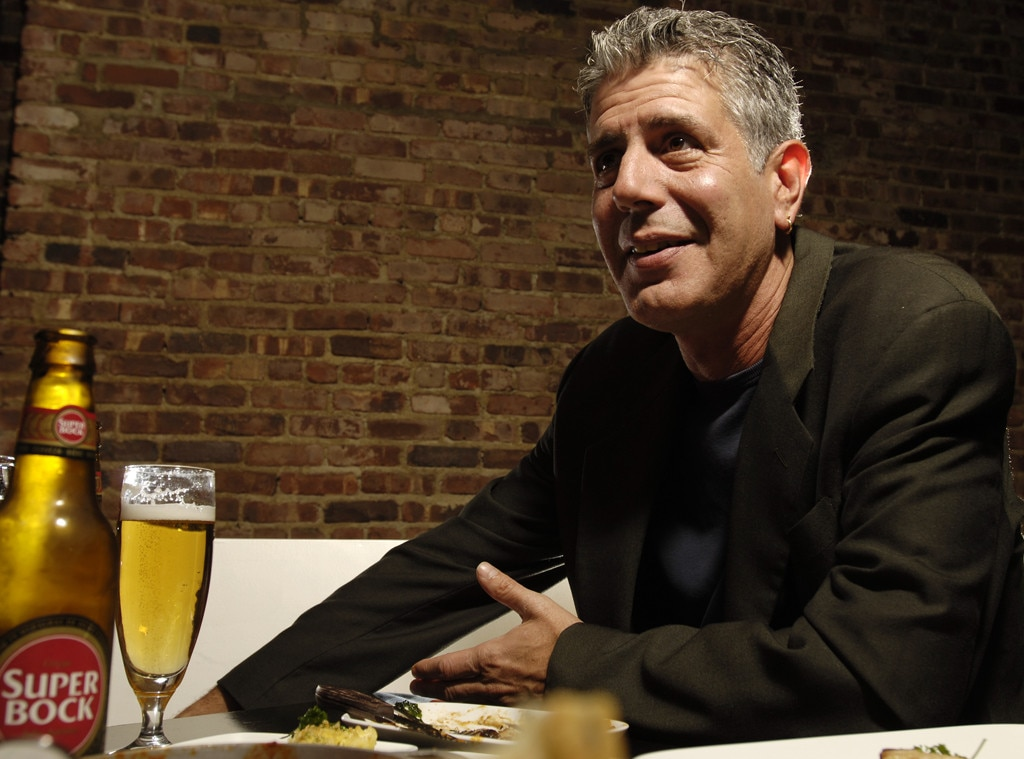 Anthony Bourdain, 2006