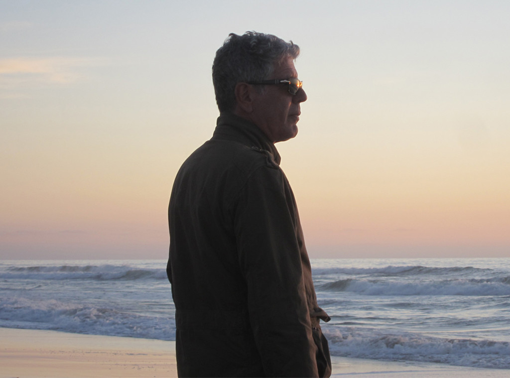Anthony Bourdain, No Reservations