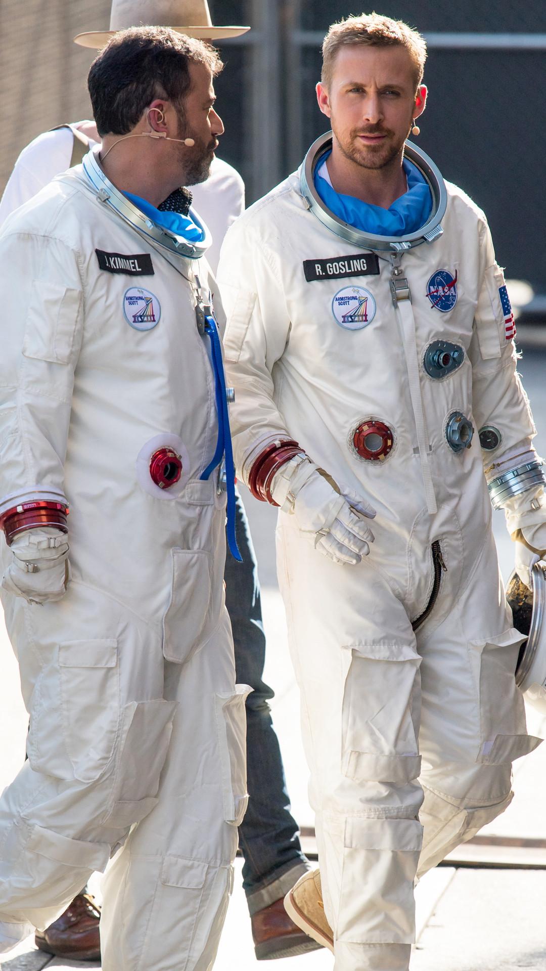 Jimmy Kimmel, Ryan Gosling