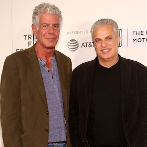 Anthony Bourdain, Eric Ripert
