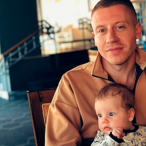 Macklemore, daughter instagram