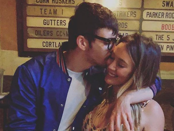 "Hilary Duff and Matthew Koma Spark Marriage Rumors After He Calls Her ""Wife"""