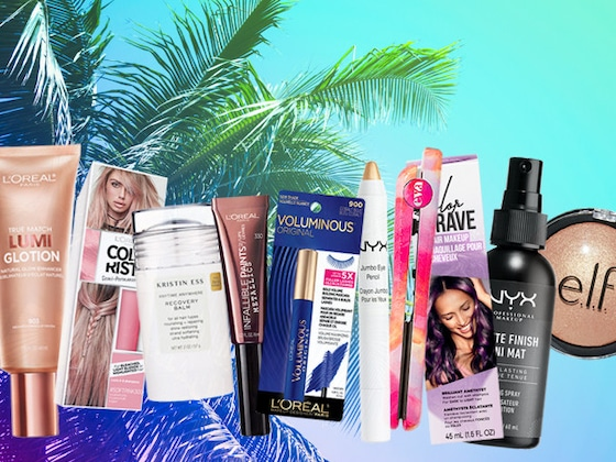 These 13 Summer Beauty Products Will Keep You Camera-Ready at Any Music Festival