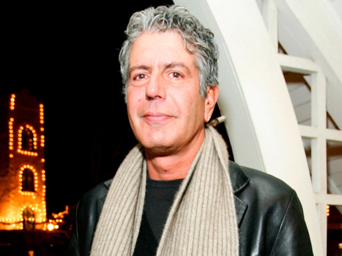 Anthony Bourdain Had No Narcotics in His Body at Time of Death