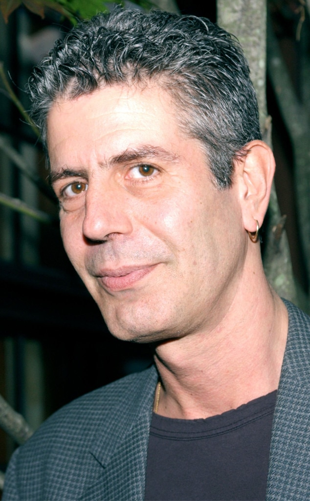 Anthony Bourdain, 2002